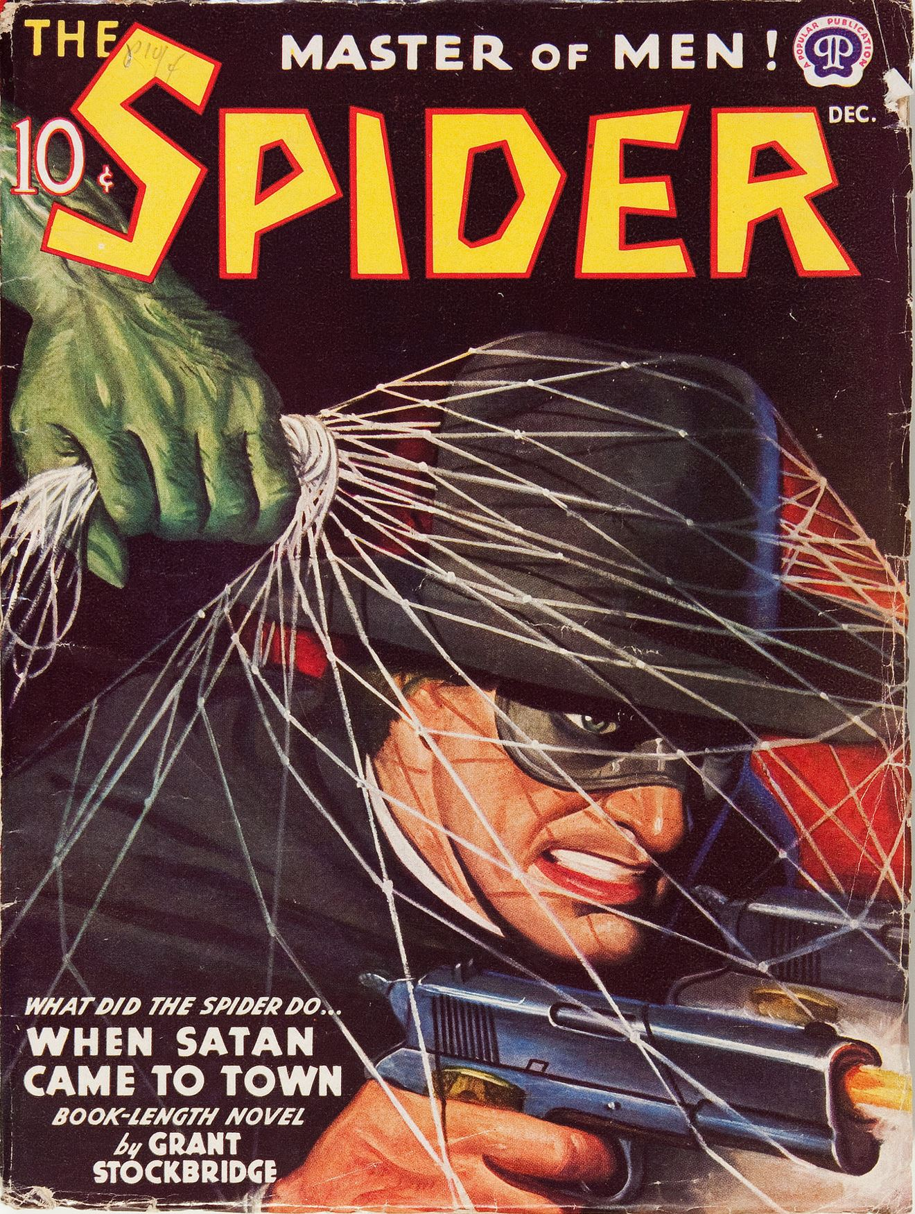 The Spider December 1943
